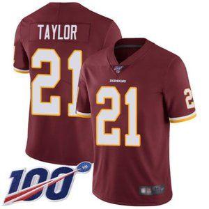 Washington Redskins Sean Taylor 100th Jersey3
